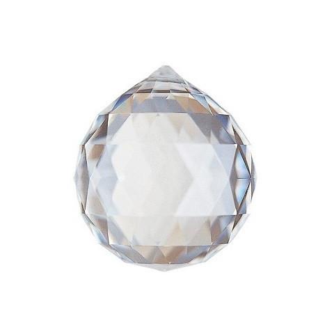 Geode en cristal Swarovski, 30mm