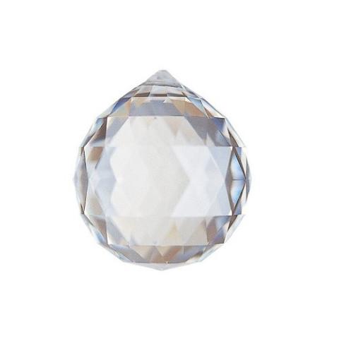 Geode en cristal Swarovski, 20mm