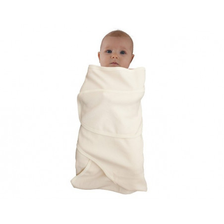 Couverture d'emmaillotage-puck-manta-coton bio Popolini
