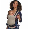 Manduca, sand ecru  porte bébé physiologique en coton Bio
