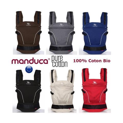Manduca, porte bébé physiologique en coton Bio