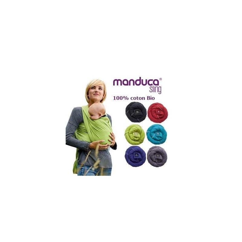 Echarpe de portage souple manduca sling en jersey de coton bio - Echarpe de portage sling pas cher ...