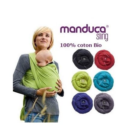 Echarpe de portage Manduca Sling coton Bio
