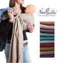 Bulline uni, sling de portage Néobulle, echarpe sans noeud porte bébé physiologique de néobulle france