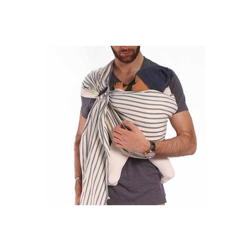 neo 39 sling malo porte b b charpe sans noeud de n obulle. Black Bedroom Furniture Sets. Home Design Ideas