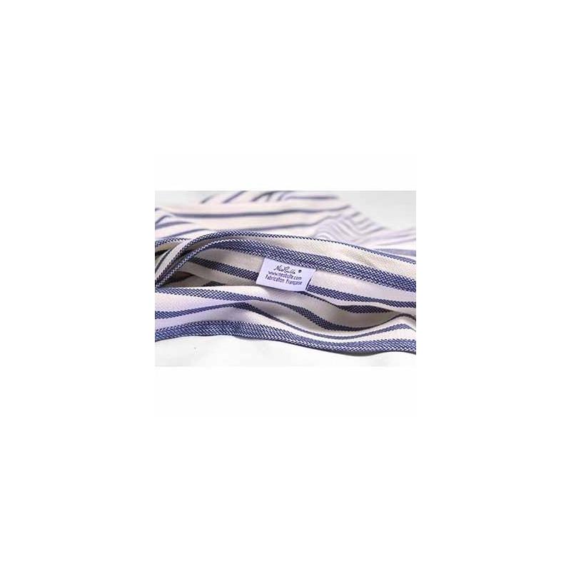 Néo Sling Malo, écharpe de portage sans noeud, porte bebe hamac physiologique ne tissu de neobulle France à strasbourg