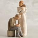 Statuette New Dad, nouveau père, cadeau de naissance papa, de Willow Tree