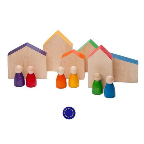 Nins® et leurs maisons, Grapat