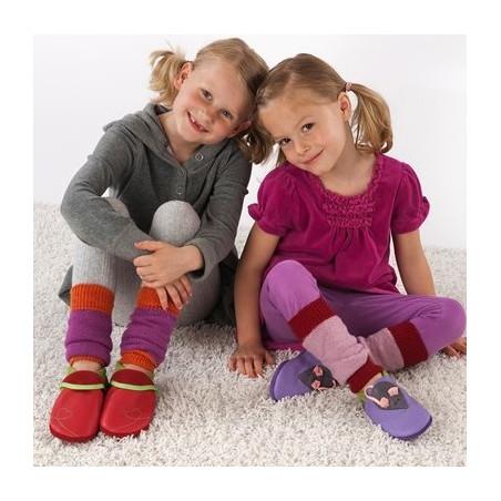 Jambieres bébé et guêtres en laine bio, pour bébé et enfant Pololo
