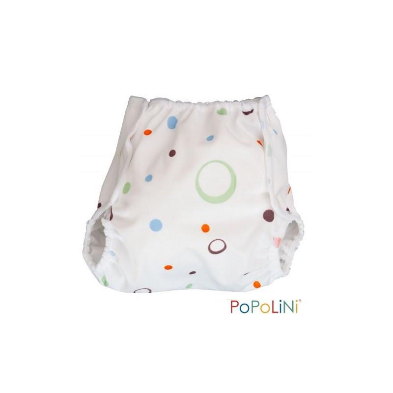 Culotte de protection Vento bulles à pression pour couches lavables, Popolini