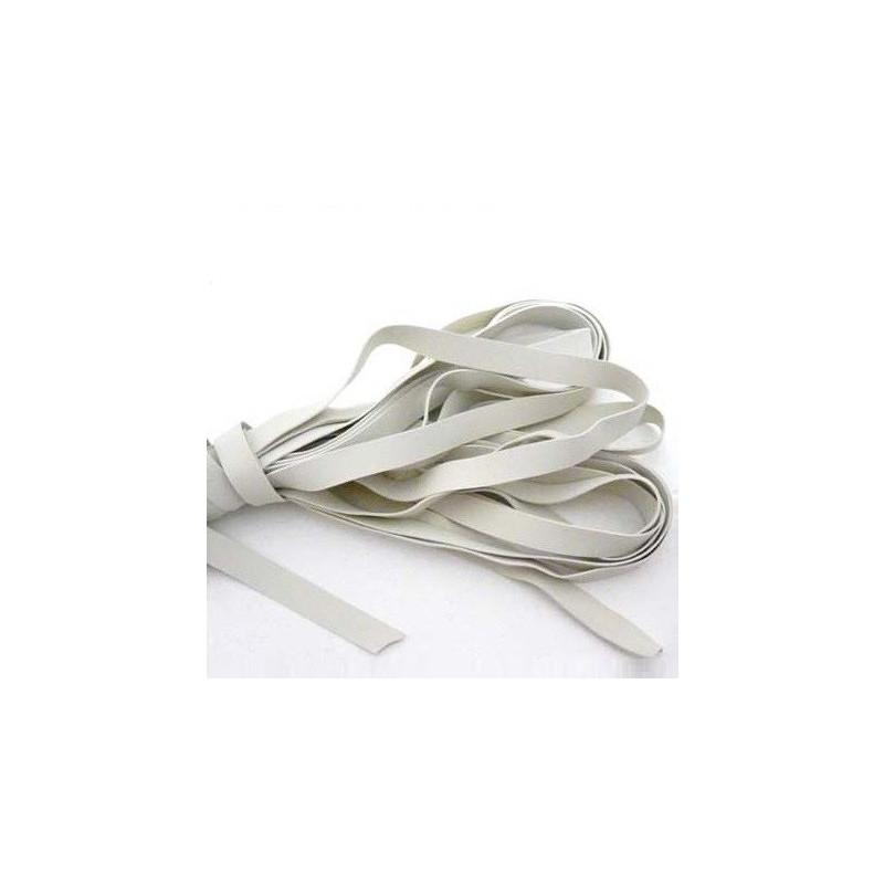Elastique plat Laminette caoutchouc 8mm Oekotex pour couche lavable