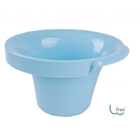Potty l W Free, Pot Hygiène naturelle HNI ou bassine pour le change bebe