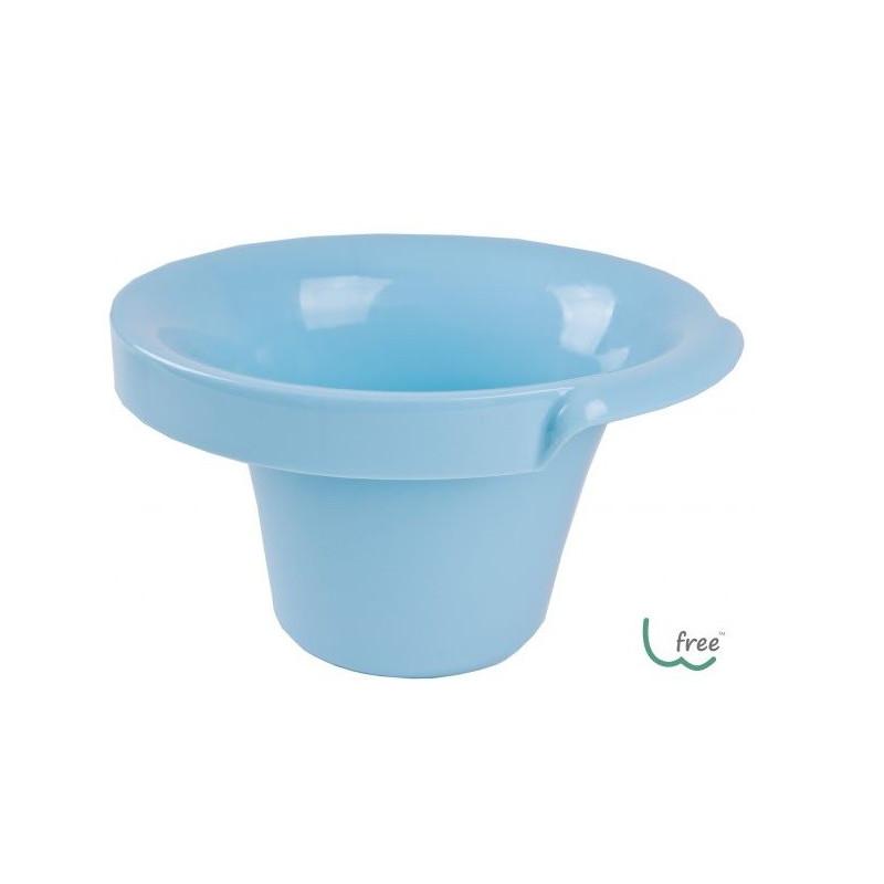 Potty l W Free, Pot Hygiène naturelle HNI ou bassine pour le change bebe