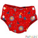 Couche piscine birdy zoo, maillot de bain lavable bébé anti fuite popolini