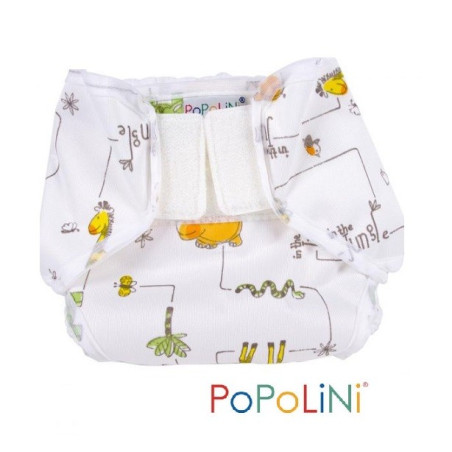 Culotte de protection Popowrap jungle, Popolini
