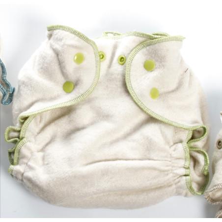 Couche lavable chanvre et coton bio Kidego