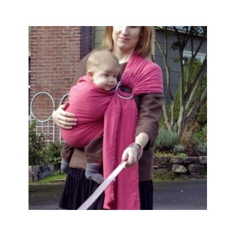 Colima-sling BIO framboise
