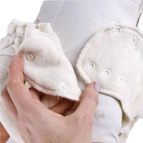 Couche lavable classique TwoSize en coton Bio, popolini