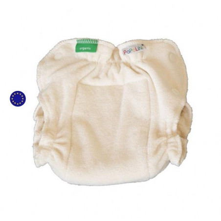 Couche lavable TwoSize coton Bio, popolini