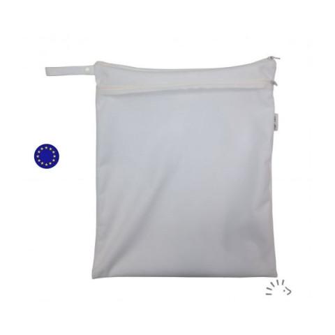 Sac à couche mouillée, 2 poches avec zip, étanche, Popolini