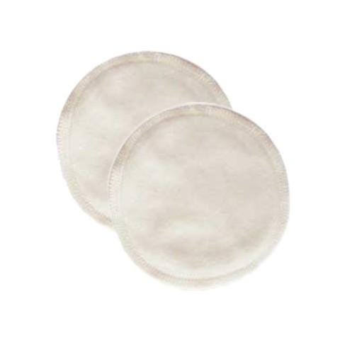 Coussinets allaitement lavables chanvre et coton bio Kidego