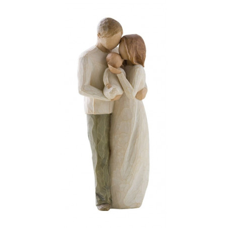 Statuette Our gift, cadeau de Willow Tree