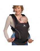porte-bébé ergonomique, physiologique pour un portage rapide et facile
